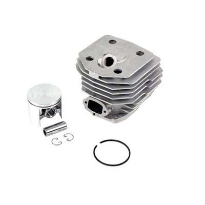 Kolben und Zylinder für 2-Takt Kleinmotoren
